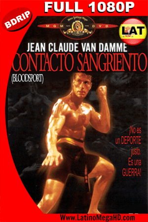 Contacto Sangriento (1988) Latino Full HD BDRIP 1080P ()