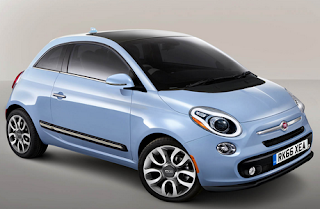 2015 Fiat 500 Facelift  Price UK