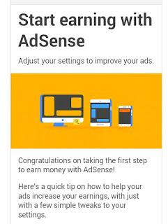 akun google Sudah adsense Sudah Diapprove Kemudian Ada Email penolakan?