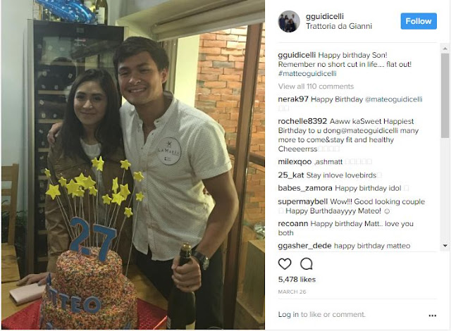 Matteo Reveals That Sarah Geronimo's Surprise Is the Best Birthday Gift He Has Ever Had! Even Her Mom and Bestfriend Got Involved!