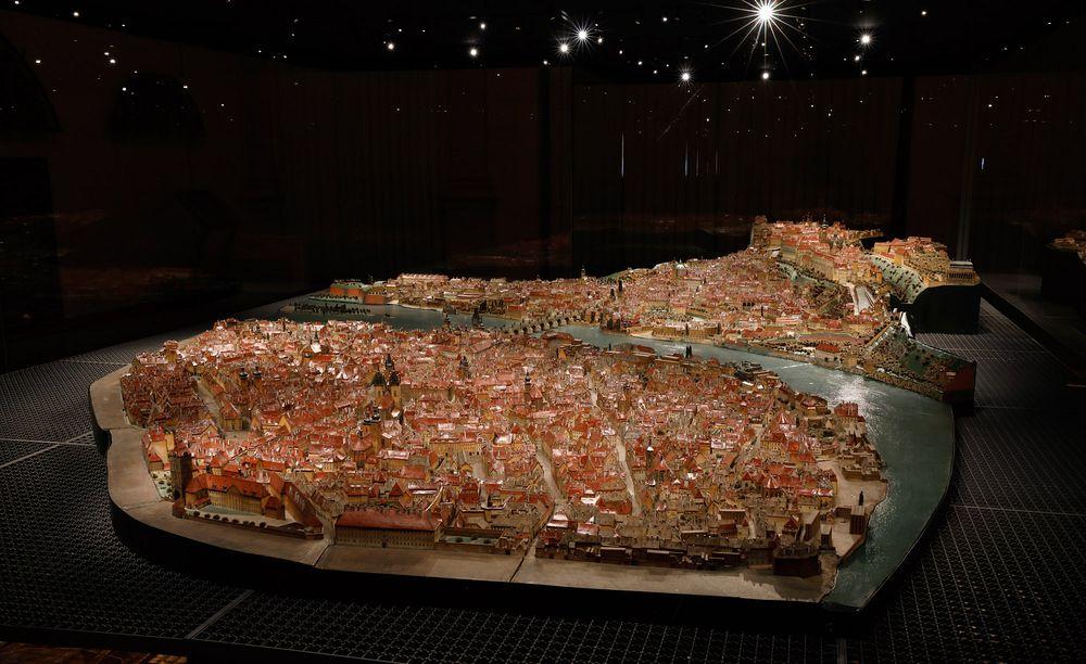 Langweil Model of Prague