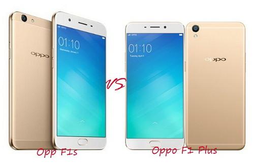 Perbedaan Oppo F1 Plus Dengan Oppo F1s Picture? Bagus Mana?