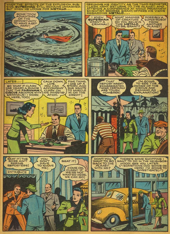 Read online World's Finest Comics comic -  Issue #6 - 11