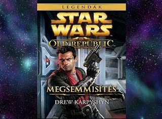 Drew Karpyshyn Megsemmisítés könyv jellemzése