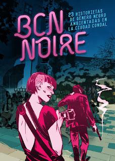 """Reseña de """"BCN NOIRE"""" de VV.AA. - Norma editorial"""