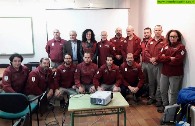 El Cabildo forma a personal de Medio Ambiente y Emergencias en investigación de incendios forestales