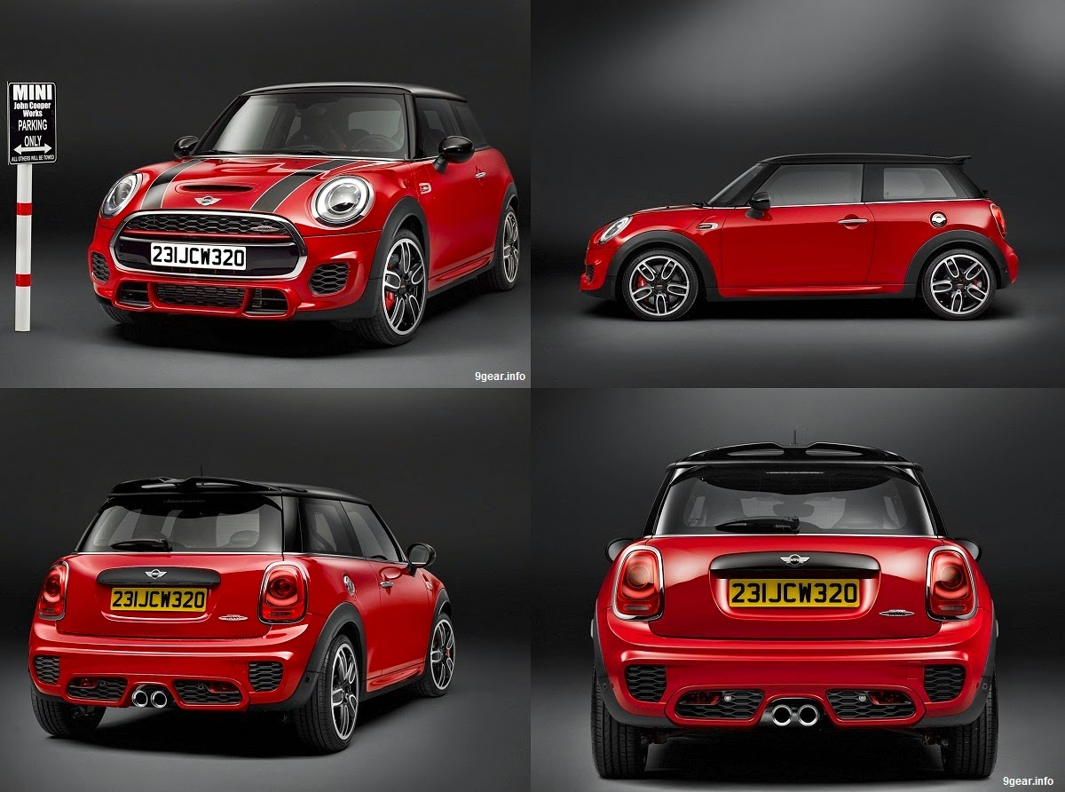 2015 mini john cooper works hardtop specs car reviews new car pictures for 2018 2019. Black Bedroom Furniture Sets. Home Design Ideas