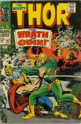Thor #147, Loki