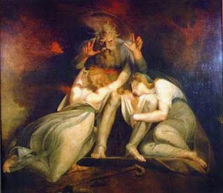 Αποτέλεσμα εικόνας για henry fuseli the death of oedipus