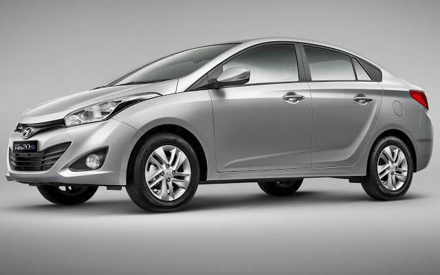 Novo Hyundai HB20 Sedan 2014 - Lançamentos e Novidades ...