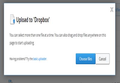 Cara Menyimpan File Online di Dropbox