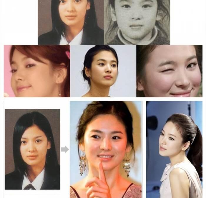 Song Hye Kyo Artis Korea Paling Cantik Tanpa Operasi Plastik