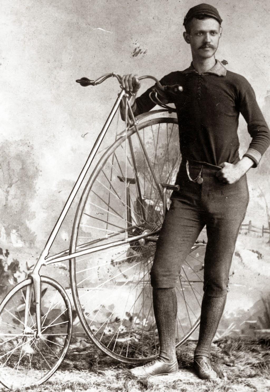 vintage photos of chicago 39 s cycling craze vintage everyday. Black Bedroom Furniture Sets. Home Design Ideas