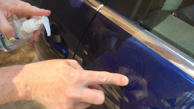 What Gets Pine Pitch Off Your Car