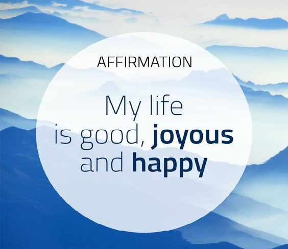 Daily Affirmations, positive reminders