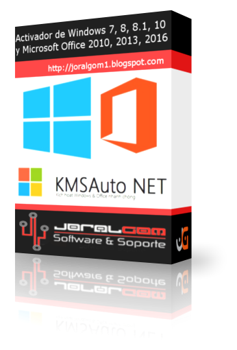 KMSAutonet 1.4.3 Portable Activador de Windows 7,8,8.1,10 y Microsoft Office 2010,2013,2016 !!!