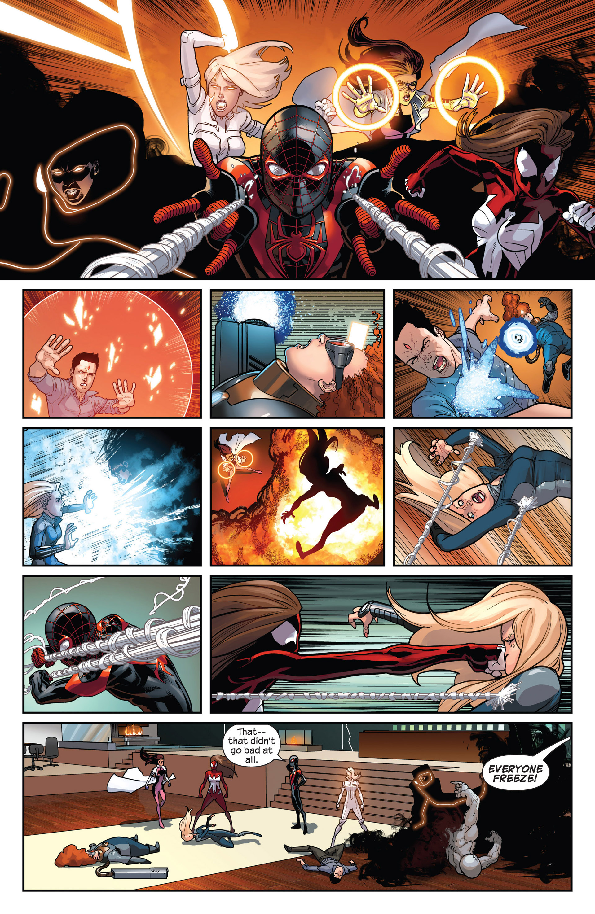 Read online Ultimate Comics Spider-Man (2011) comic -  Issue #28 - 17