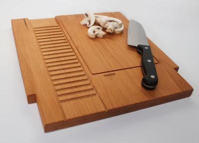 Cartridge Cutting Board