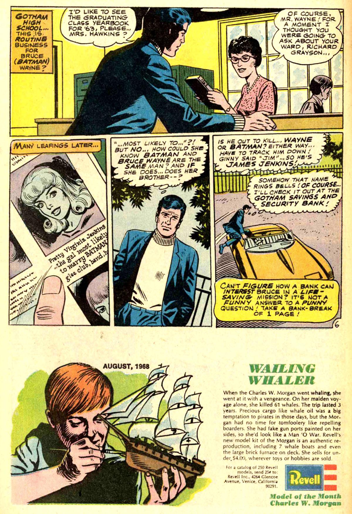 Detective Comics (1937) 380 Page 7