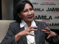 Isu Ahok Jadi Gubernur di Wilayah Lain, Ratna: Kalau Sampe Kalah Lagi, Malunya Itu Lho