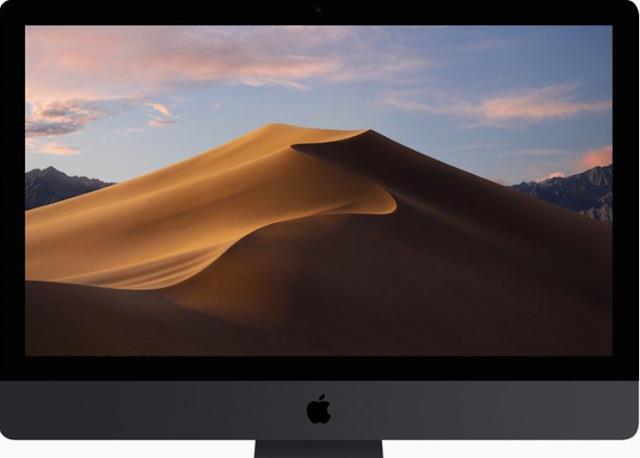 كيفية تمكين سطح المكتب الديناميكي في MacOS Mojave