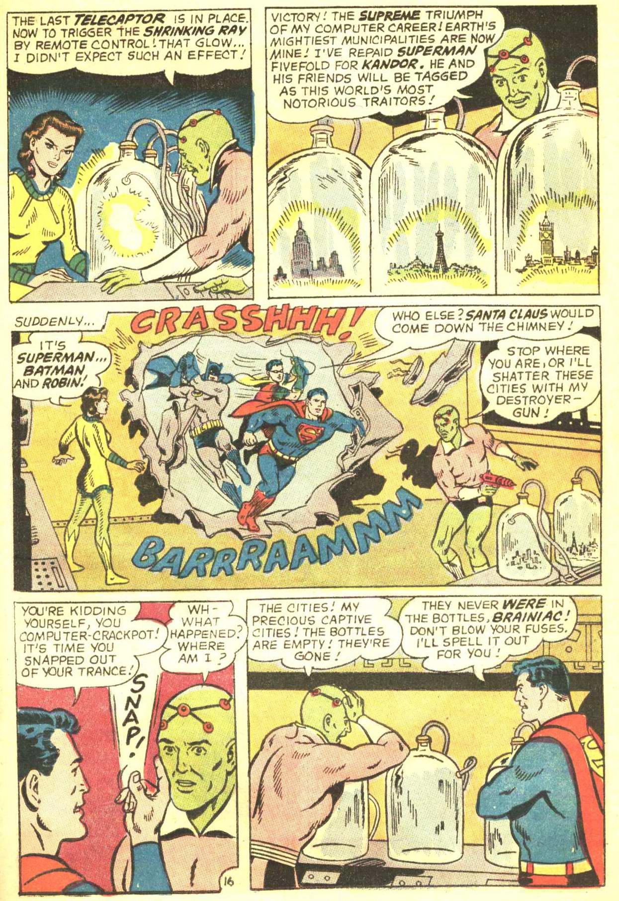 Read online World's Finest Comics comic -  Issue #164 - 21