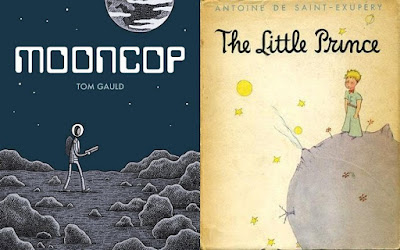 Mooncop and The Little Prince