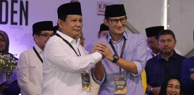 Di Solo, Masyarakat Yang Minta Rumahnya Jadi Markas Relawan Prabowo-Sandi
