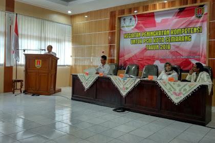 Tingkatkan Kesejateraan Sosial, Dinsos Latih PSM