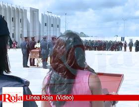 Viuda del policía ejecutado le reclama a Cristina Torres porque no les cumplió con el seguro de vida y quedaron desamparados. Cristina no quiere que los playenses vean este video