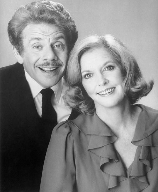 A Shroud Of Thoughts: The Late Great Anne Meara