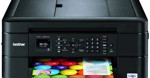 Brother MFC-J480DW Driver Software Download & Wireless Setup