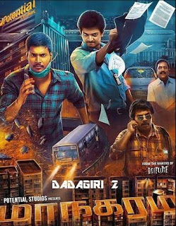 Maanagaram 2017 Hindi Dual Audio Uncut HDRip | 720p | 480p