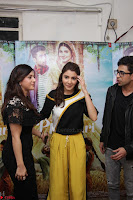 Anushka Sharma with Suraj Sharma and Mehrene Kaur Pirzada at Interview For movie Phillauri 11.JPG