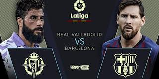 مشاهدة مباراة برشلونة و بلد الوليد بث مباشر اليوم في الدوري الاسباني