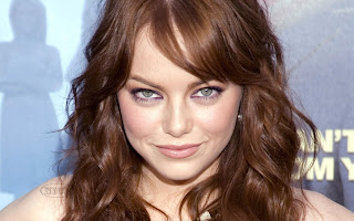 Emma stone in the croods nice smile pictures