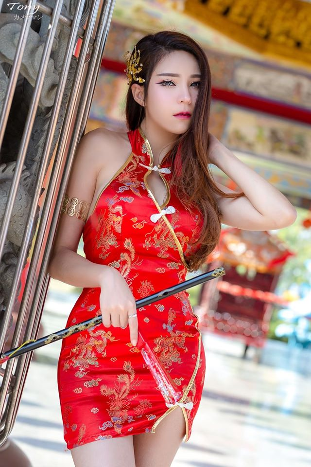 Chinese New Year Janet Kanokwan Saesim