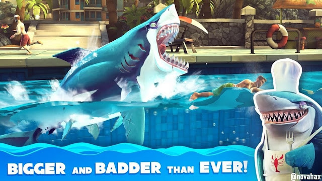 Hungry shark world obb data download