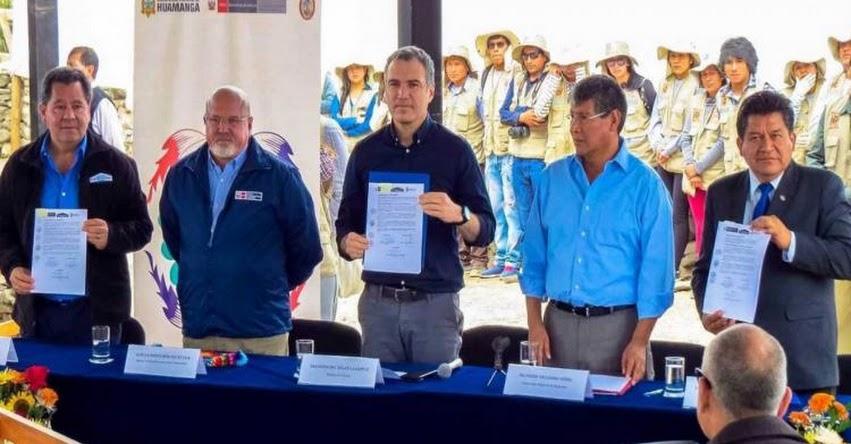 Oficializan postulación de Ayacucho a lista de Patrimonio de la Humanidad de la Unesco