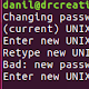 Cara Mengganti Password Linux