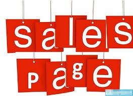 Sales Page là gì?