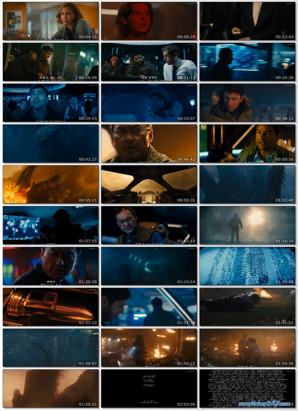 http://xemphimhay247.com - Xem phim hay 247 - Chúa Tể Godzilla (2019) - Godzilla: King Of The Monsters (2019)