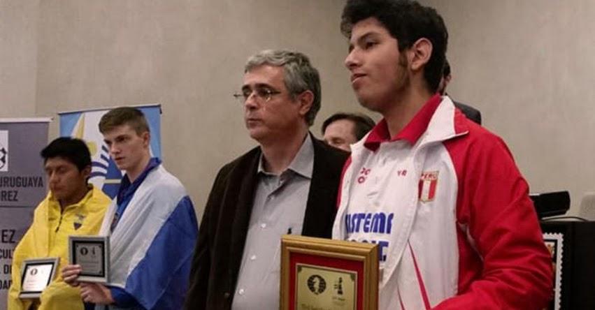 Perú se coronó campeón mundial juvenil de ajedrez realizada en Montevideo, Uruguay