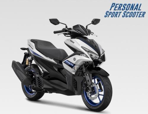 Harga Yamaha Aerox 2018