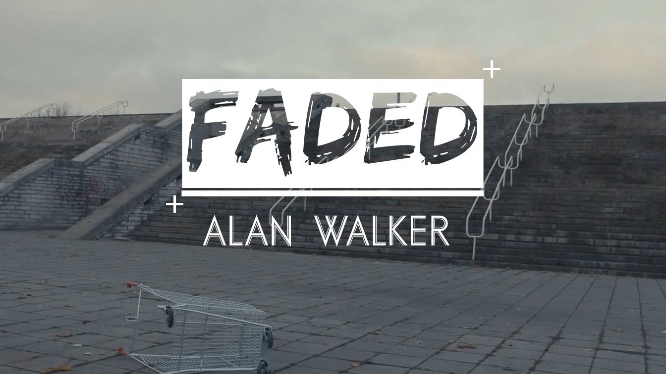 Alan Walker-Faded Full Song Piano Notes (2016) - Latest Songs Piano