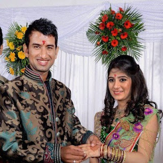 Cheteshwar Pujara, Biography, Profile, Age, Biodata, Family , Wife, Son, Daughter, Father, Mother, Children, Marriage Photos.