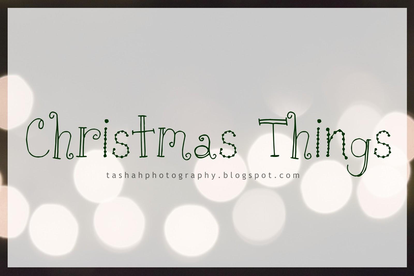 Simple Things: Christmas Things