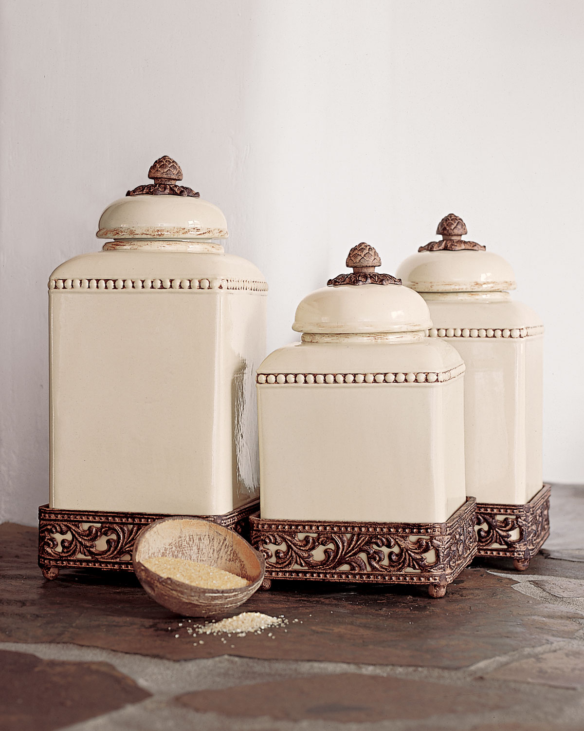 kitchen canisters ceramic glad bags luxury and designs