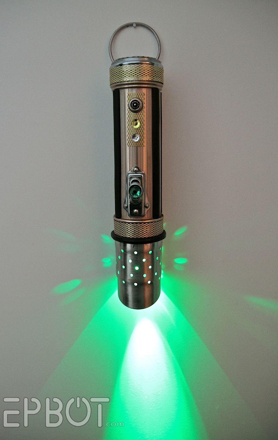 Epbot Diy Steampunk Lightsaber