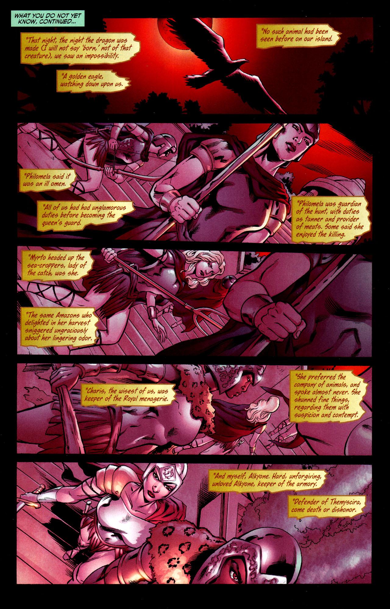 Read online Wonder Woman (2006) comic -  Issue #17 - 2